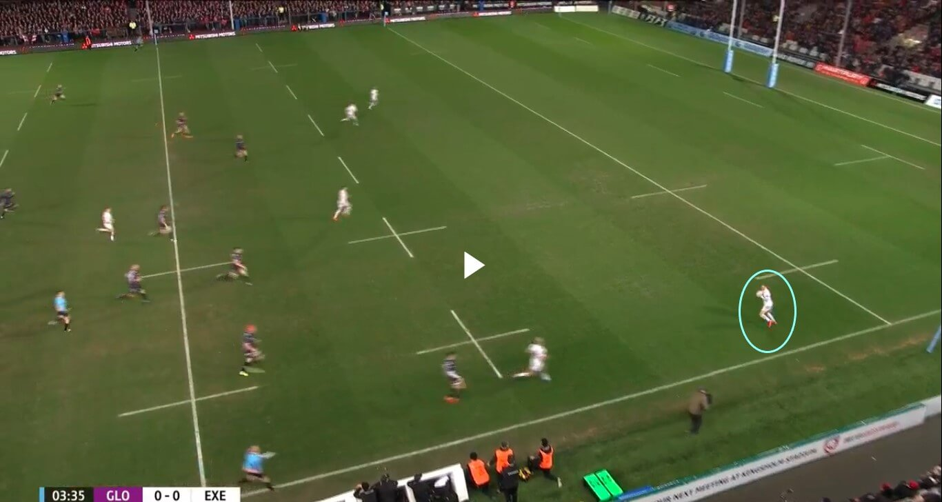 English Premiership 2019/2020: Gloucester Rugby v Exeter Chiefs - tactical analysis