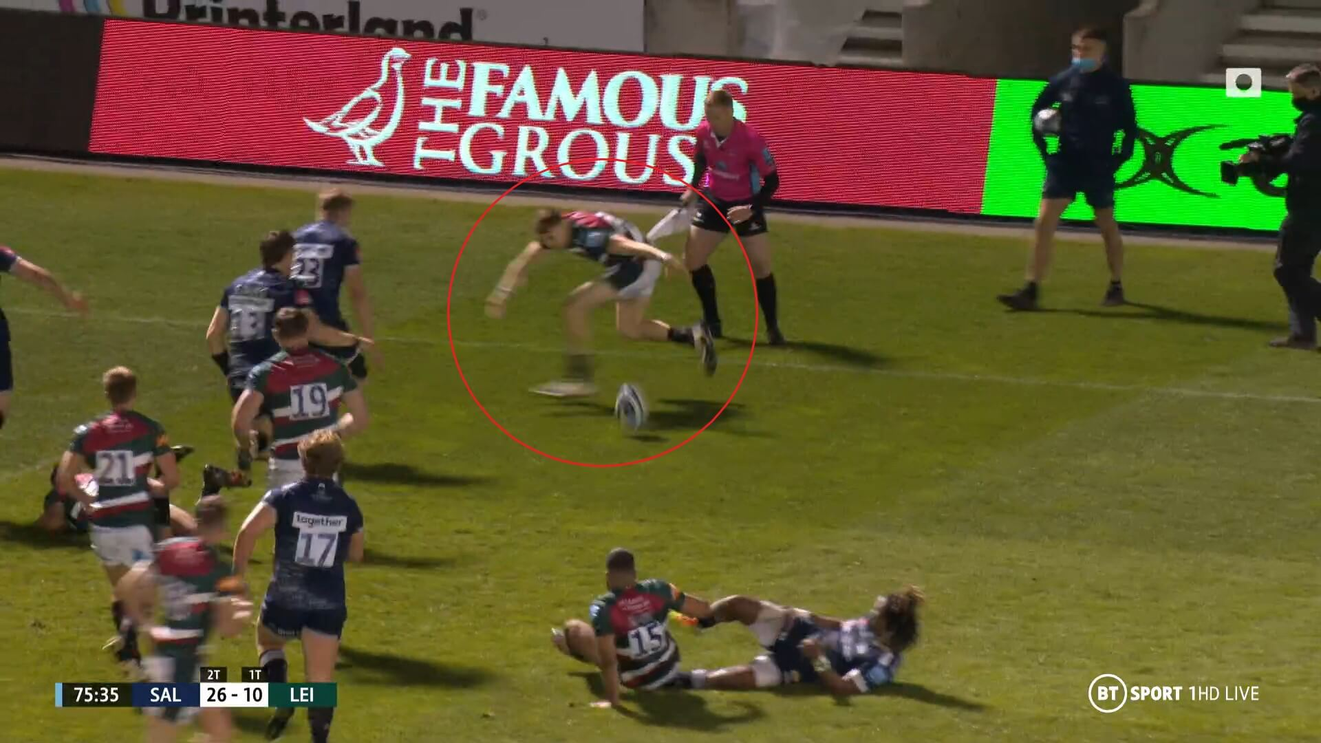 English Premiership 2020/2021: Sale Sharks v Leicester Tigers - tactical analysis tactics