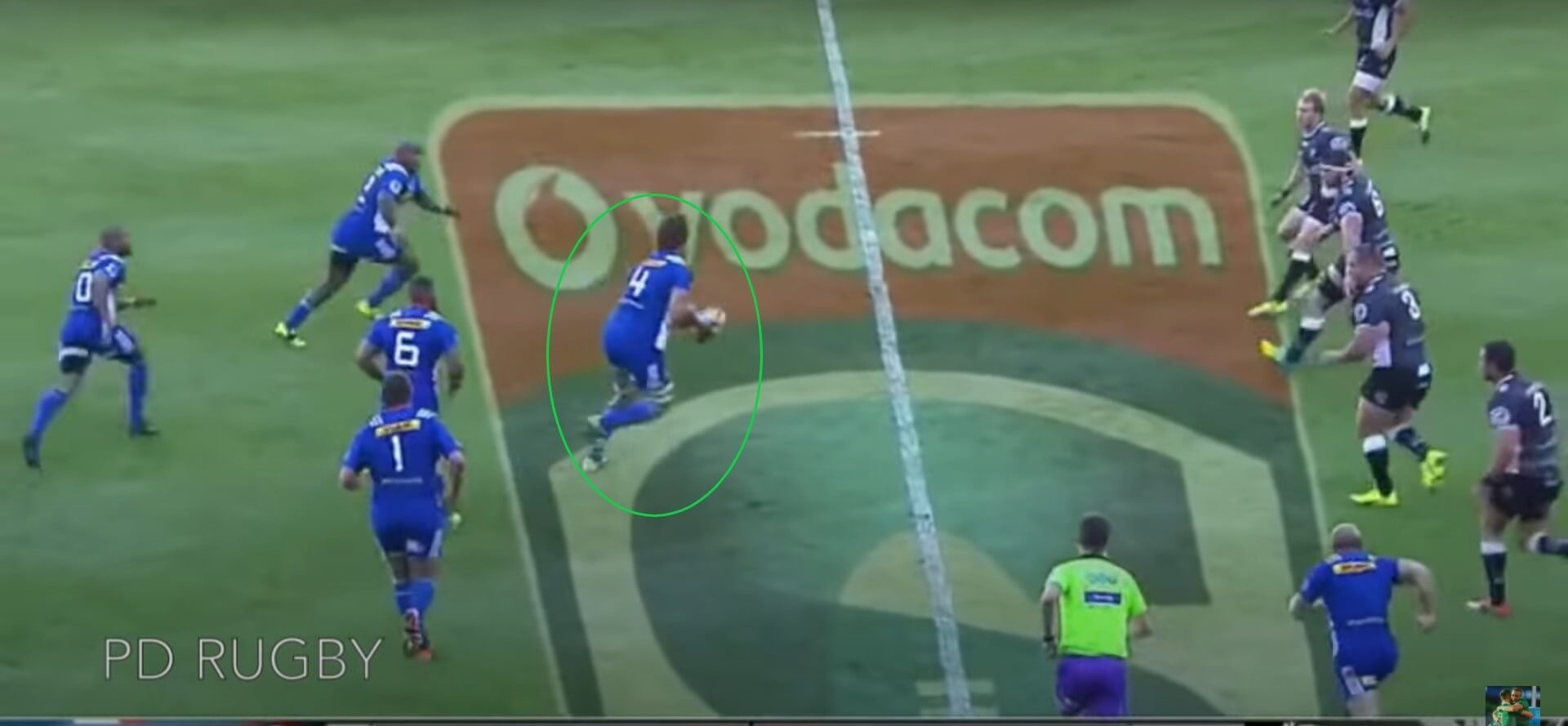 South Africa v British and Irish Lions (First Test): Key Springboks players - tactical analysis tactics
